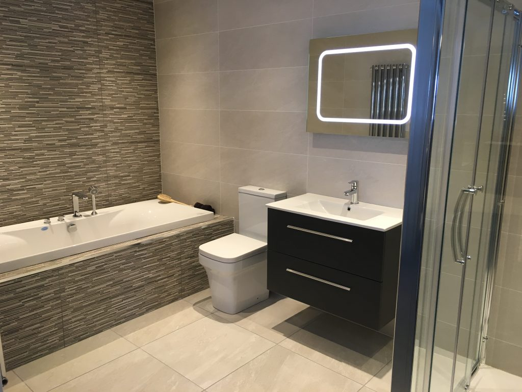 Els bathrooms chryston and muirhead business community - Picture of bathroom ...